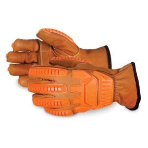 Superior Glove Endura Impact-Resistant Kevlar®-Lined Goatskin Driver Gloves