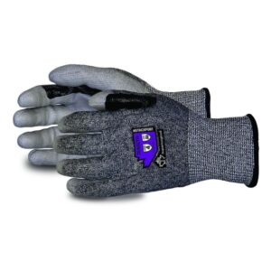 Superior Glove TenActiv™ Composite-Knit Cut-Resistant Glove with Reinforced Thumb and Polyurethane Palms